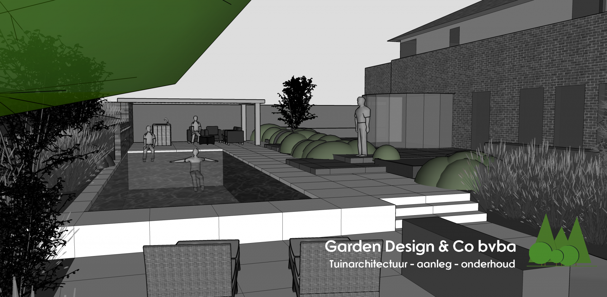Tuinarchitectuur - Garden Design